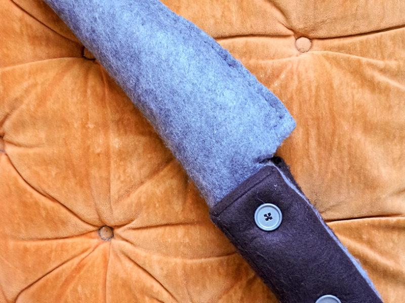 A Stuffed Knife